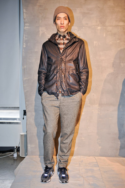 Steven Alan at New York Fall 2012