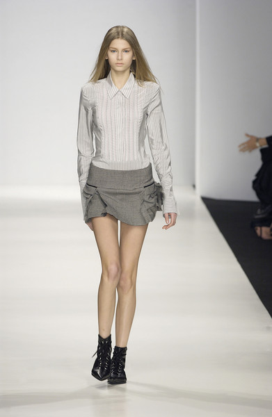 Strenesse at Milan Fall 2003