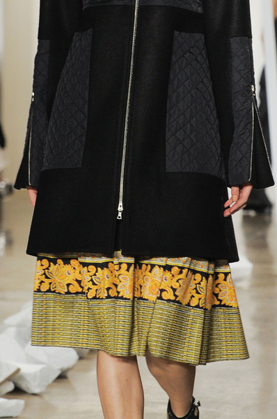 Suno at New York Fall 2013 (Details)