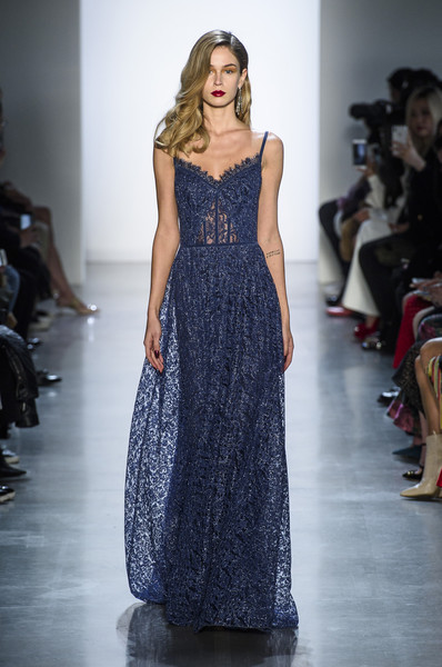 Tadashi Shoji at New York Fashion Week Fall 2018