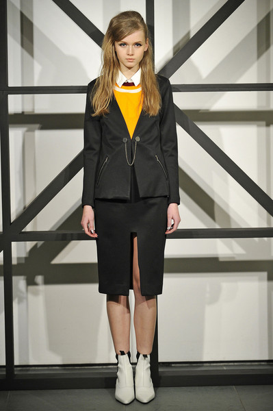 Tanya Taylor at New York Fall 2013