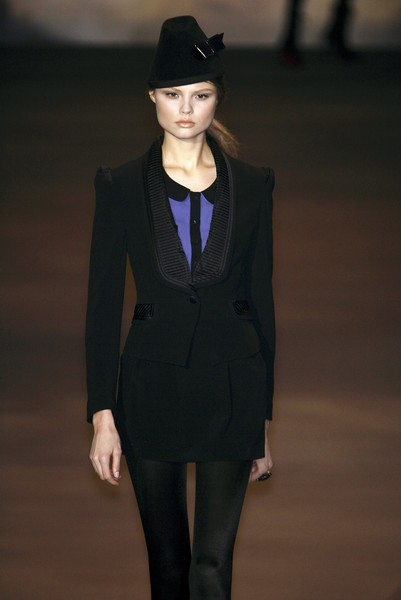 Temperley London at New York Fall 2007