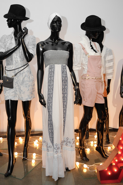 Temperley London at New York Spring 2011