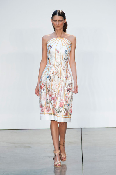 Thakoon at New York Spring 2013