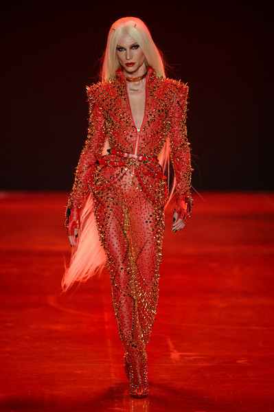 The Blonds at New York Fall 2018