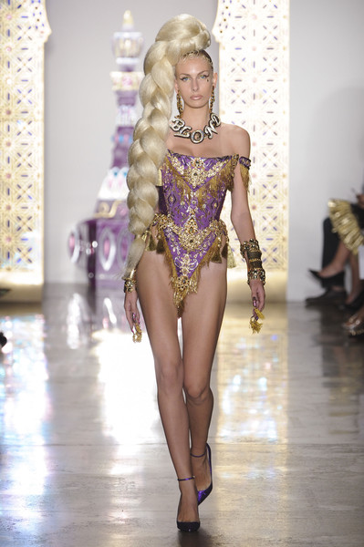 The Blonds at New York Spring 2015