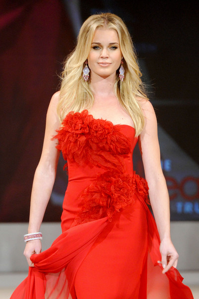 The Heart Truth Red Dress Collection at New York Fall 2012