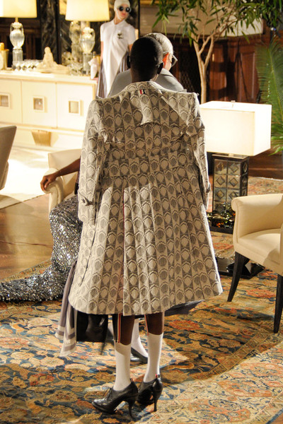 Thom Browne at New York Spring 2012