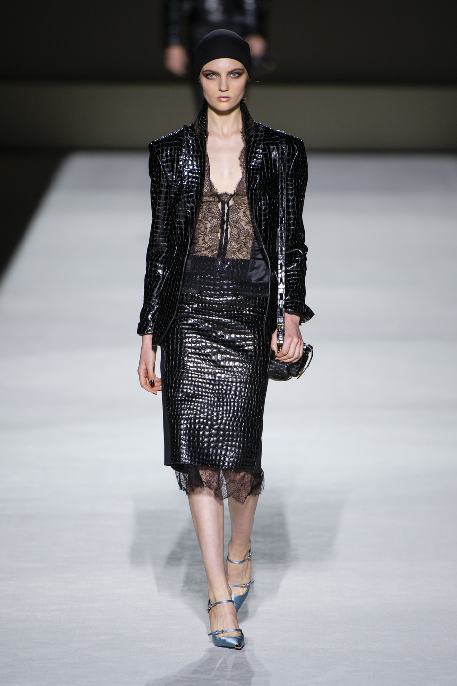 Tom Ford Spring 2019 Runway Pictures