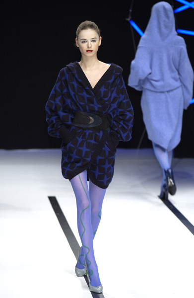 Tom Van Lingen at Paris Fall 2003