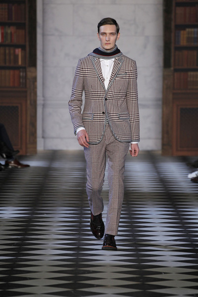 Tommy Hilfiger Men at New York Fall 2013