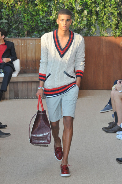 Tommy Hilfiger Mens at New York Spring 2013