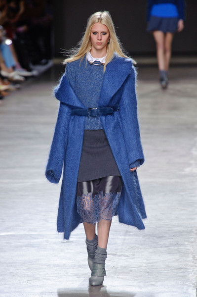 Topshop Unique at London Fall 2014