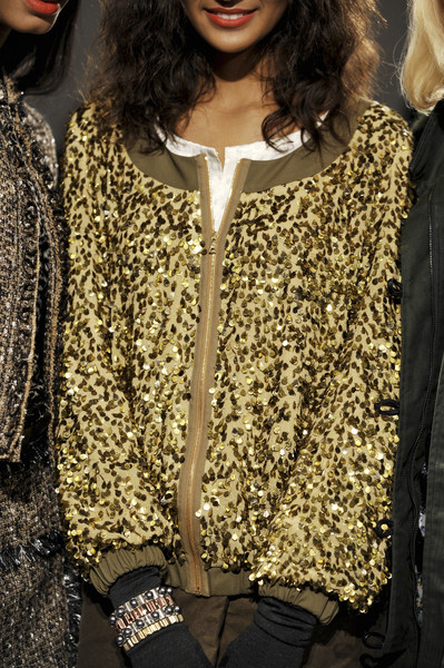 Tory Burch at New York Fall 2010 (Details)