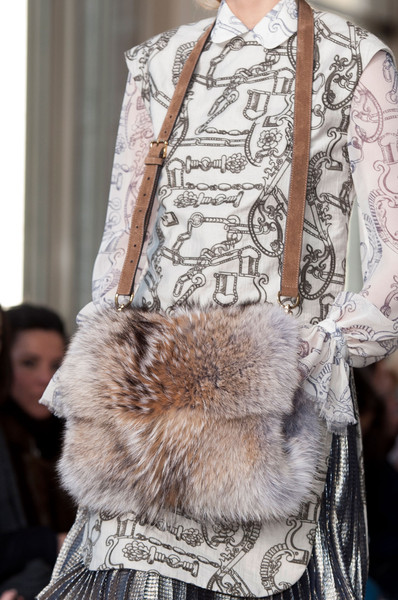 Tory Burch at New York Fall 2014 (Details)