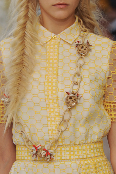 Tory Burch at New York Spring 2013 (Details)