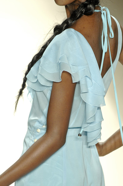 Tracy Reese at New York Spring 2008 (Details)