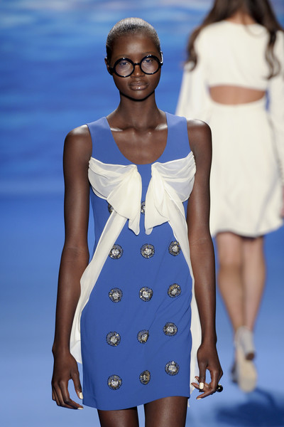 Tracy Reese at New York Spring 2011
