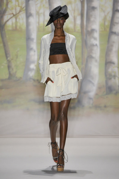 Tracy Reese at New York Spring 2012