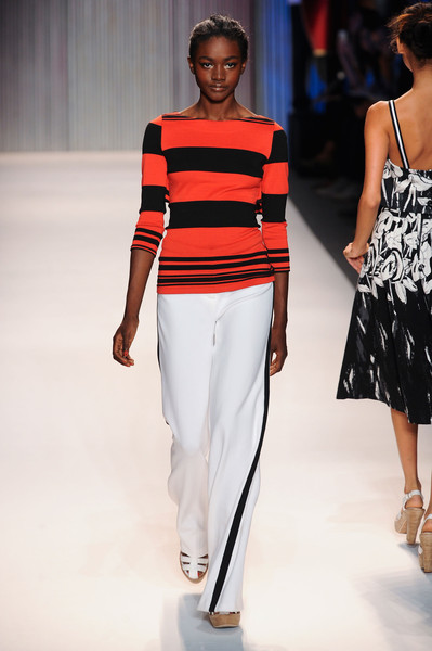 Tracy Reese at New York Spring 2014