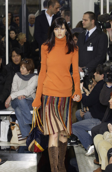Trussardi 1911 at Milan Fall 2002