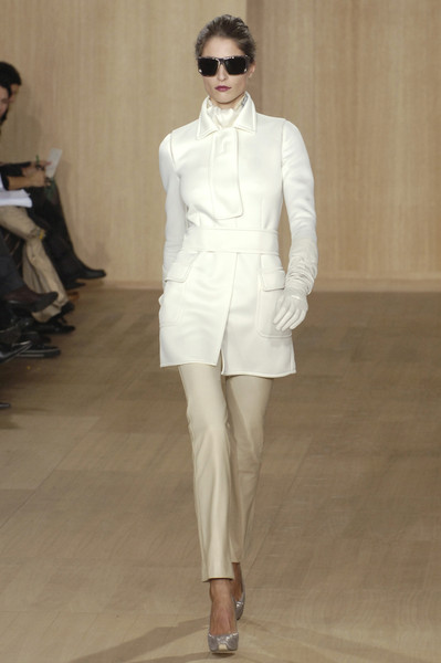 Trussardi 1911 at Milan Fall 2006
