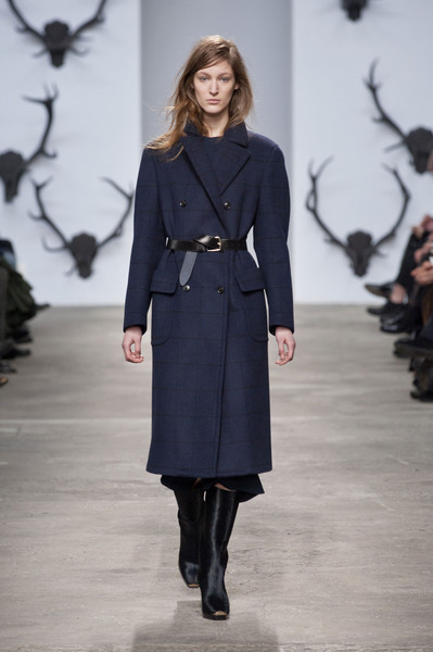 Trussardi 1911 at Milan Fall 2013