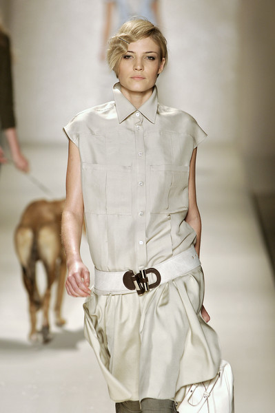 Trussardi 1911 at Milan Spring 2008