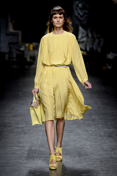 Trussardi 1911 at Milan Spring 2013