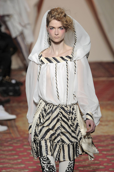 Tsumori Chisato at Paris Fall 2010