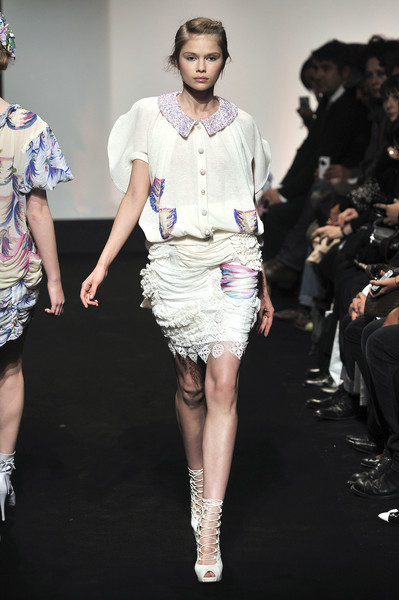 Tsumori Chisato at Paris Spring 2010