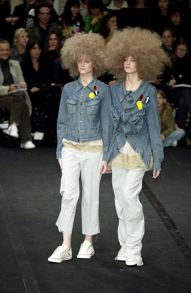 Undercover at Paris Spring 2004