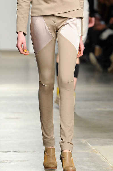 VPL by Victoria Bartlett at New York Fall 2012 (Details)