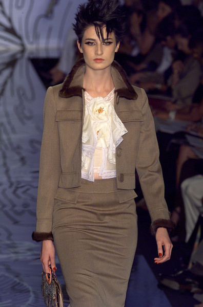Valentino at Couture Fall 2001