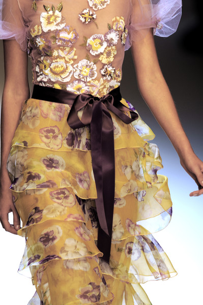 Valentino at Paris Spring 2007 (Details)