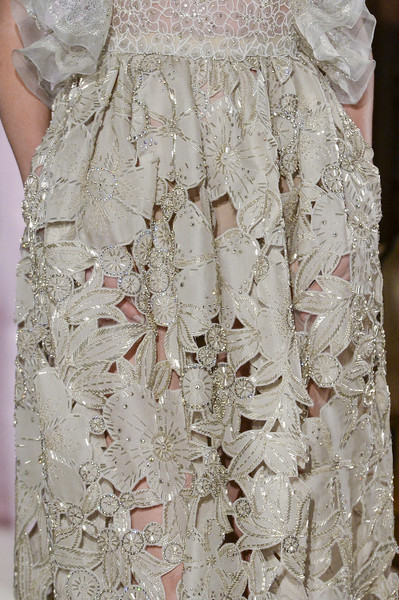 Valentino at Couture Spring 2018