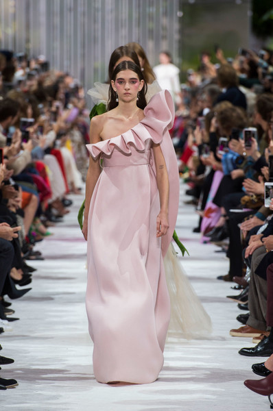 Valentino at Paris Spring 2018