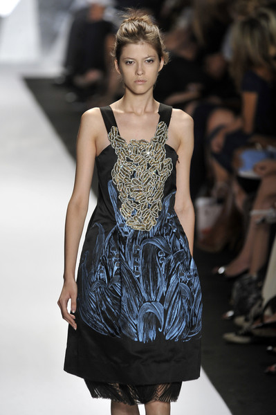 Vera Wang at New York Spring 2009