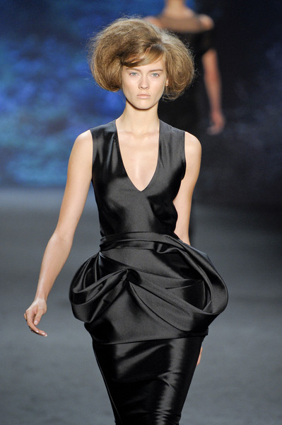 Vera Wang at New York Spring 2011