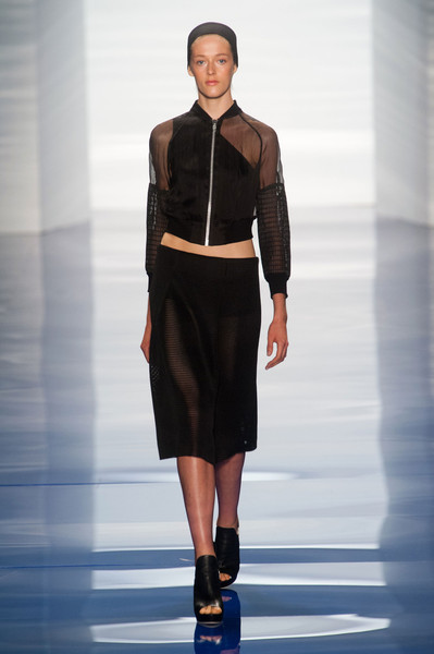 Vera Wang at New York Spring 2014