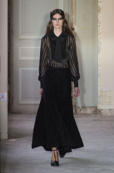 Veronique Branquinho at Paris Fall 2015