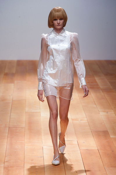 Veronique Branquinho at Paris Spring 2014