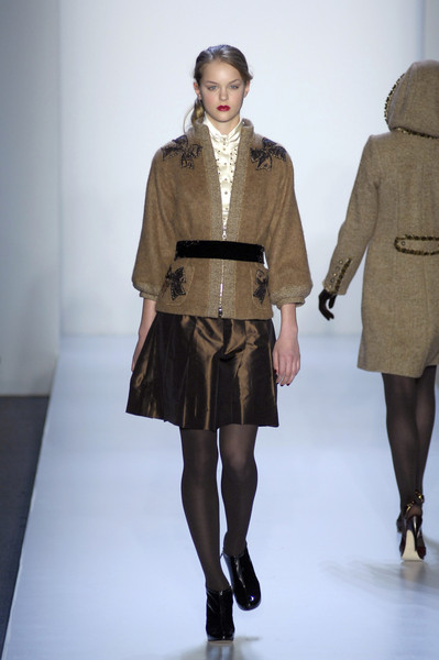 Verrier at New York Fall 2008