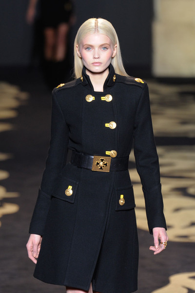 Versace at Milan Fall 2011