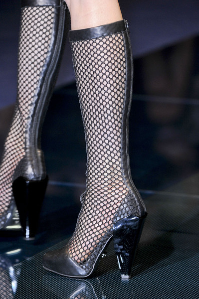 Versace at Milan Fall 2012 (Details)