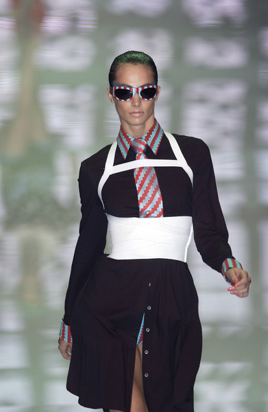 Versus at Milan Spring 2004