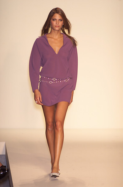 Victor Alfaro at New York Spring 2001