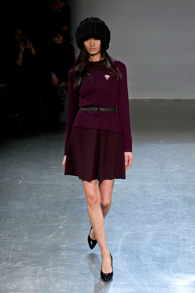 Victoria, Victoria Beckham at New York Fall 2013