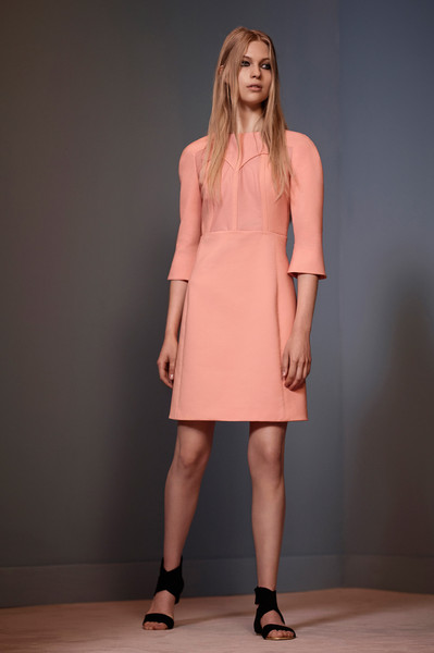 Victoria, Victoria Beckham at New York Spring 2014