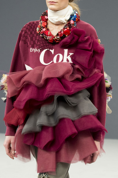 Viktor & Rolf at Couture Fall 2016 (Details)